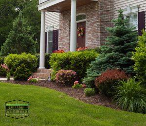 landscaping bentonville ar